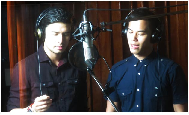Christian Bautista records duet with fan