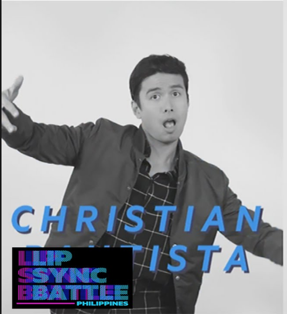 Christian @ Lip Sync Battle Philippines